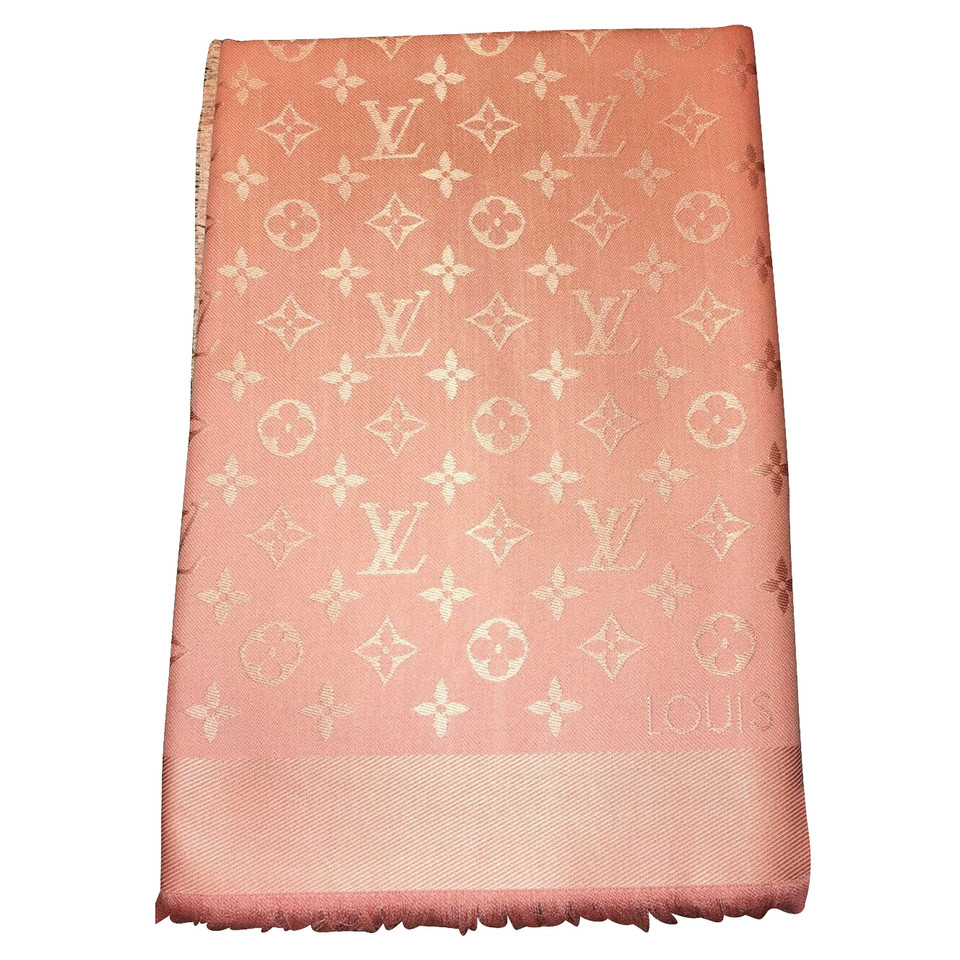 louis vuitton monogram tuch in rosa second hand louis. Black Bedroom Furniture Sets. Home Design Ideas