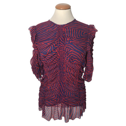 Isabel Marant Etoile Printtop blouse Dao