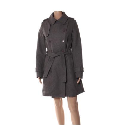 Maje Coat in grey