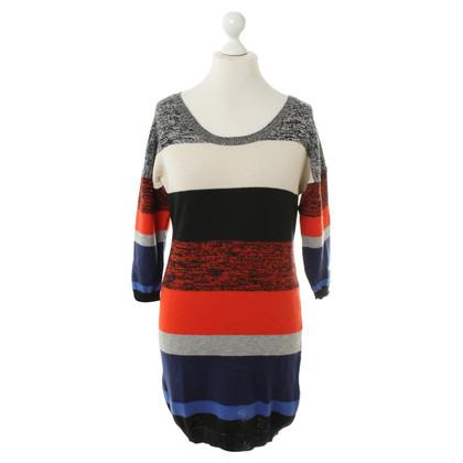 Sandro Stripe knit dress