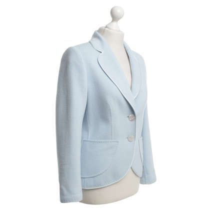 Escada Blazer in light blue