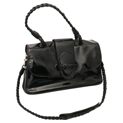 Valentino Patent leather handbag
