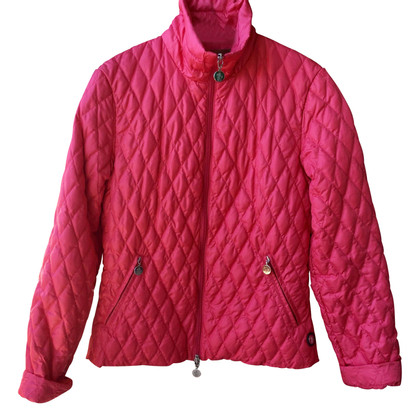 Moncler MONCLER pink Quilted Jacket Piumono