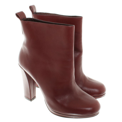 Dorothee Schumacher Boots in Bordeaux