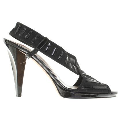 Ballin Sandals in zwart
