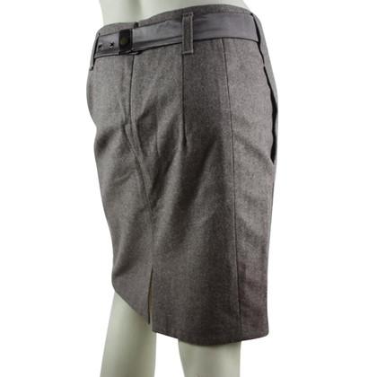 Brunello Cucinelli skirt wool/cashmere