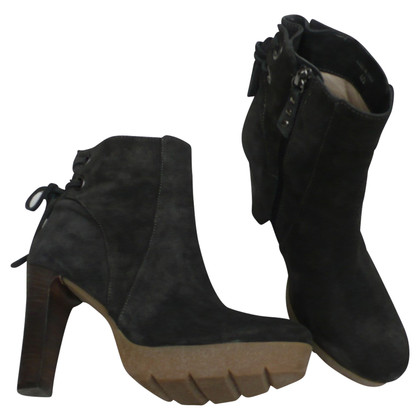 Strenesse Blue Ankle boots with platform