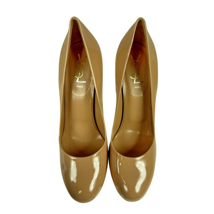 """Yves Saint Laurent """"Gisele 105 pump"""" in patent leather"""