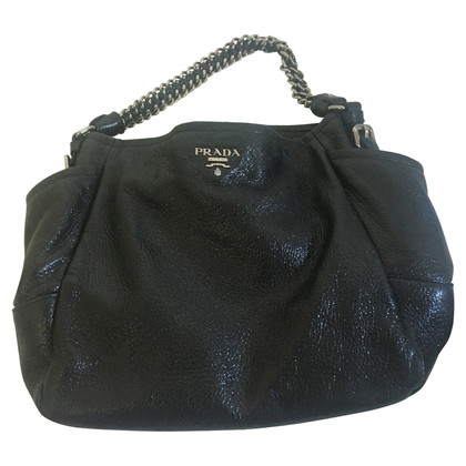 Prada Handbag made of deerskin