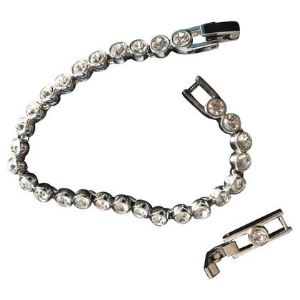 Swarovski Bracelet en argent