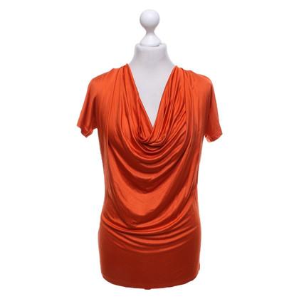 Jean Paul Gaultier Top in oranje