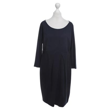Max Mara Dress in dark blue