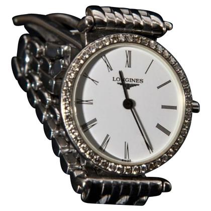"""Longines Clock """"La Grande Classique Diamonds"""""""