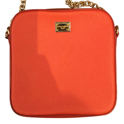 Dolce & Gabbana Schoudertas in het rood