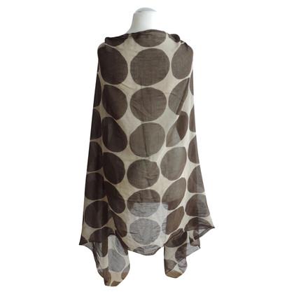 Max Mara Big cloth with dots