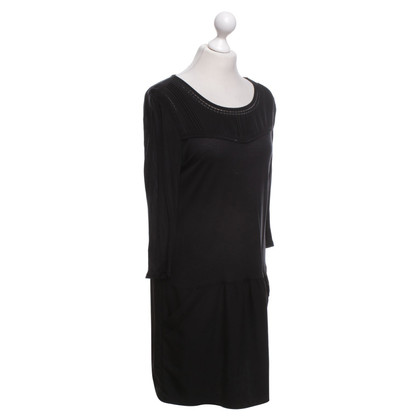 Maison Scotch Kleid in Schwarz