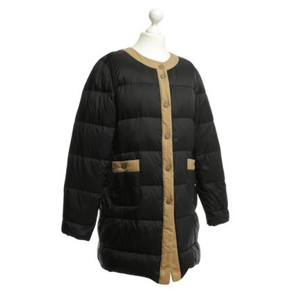 Riani Down zwart/beige jas