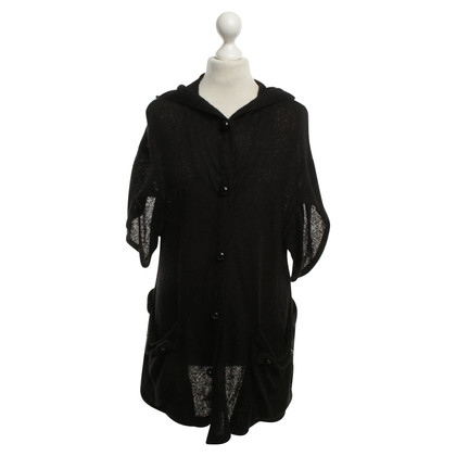 Anna Sui Cardigan with hood