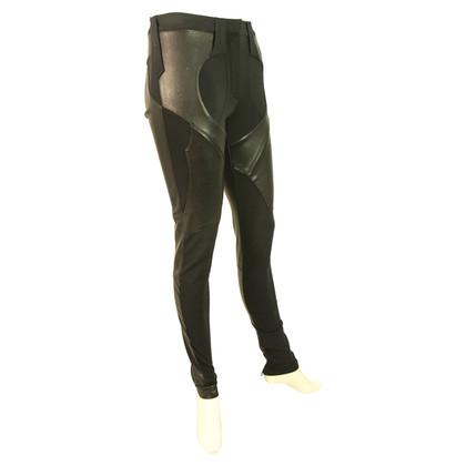 Givenchy Schwarze Leggings