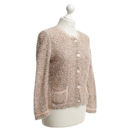 Marc Cain Multi-colored boucle jacket