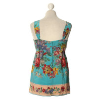 Whistles Top with floral print
