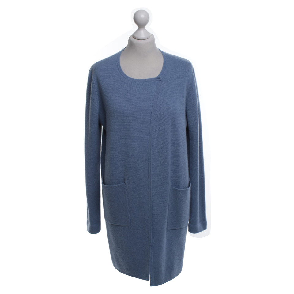 FTC Cardigan in blue