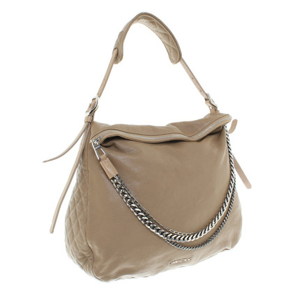 Jimmy Choo Hand bag in cream