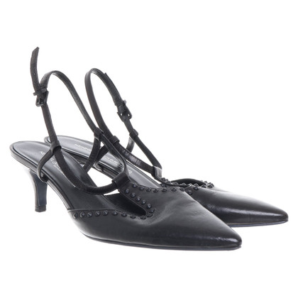 Kennel & Schmenger Black slingpumps