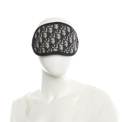 Christian Dior Schlafmaske in Dunkelblau