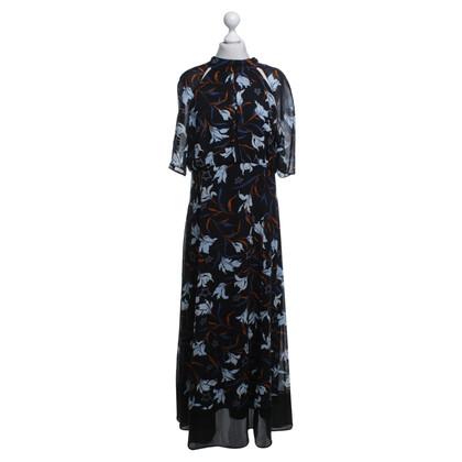 Max & Co abito maxi con stampa modello