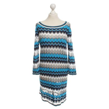 Other Designer Marella dress with striped pattern