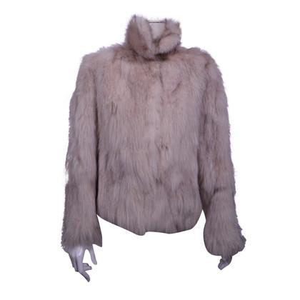 Versus giacca di volpe