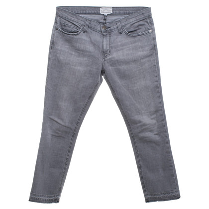 Current Elliott 7/8 jeans in grigio