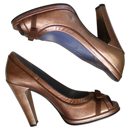 Marc Jacobs pumps in brown