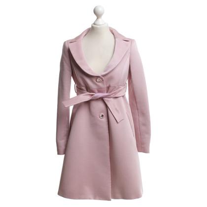 Armani Collezioni Cappotto in rosa