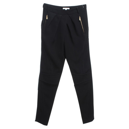 Faith Connexion Pantaloni in Black