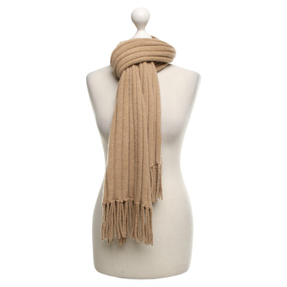 Other Designer Parenti's - scarf in beige