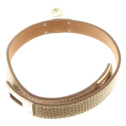 Hermès Armband in Beige