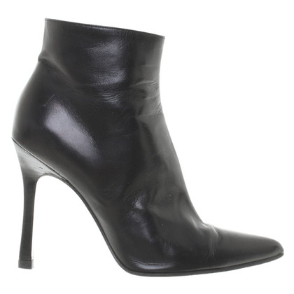 Gucci Top leather ankle boots