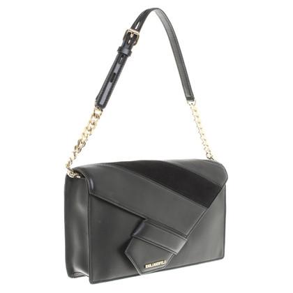 Karl Lagerfeld Bag in zwart