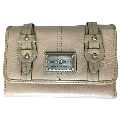 Aigner Wallet in Beige