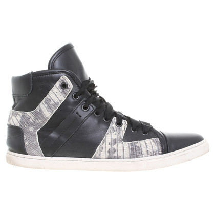 Lanvin Sneakers in Schwarz