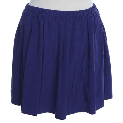 Miu Miu skirt in blue