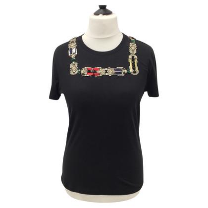 Alexander McQueen Black t-shirt