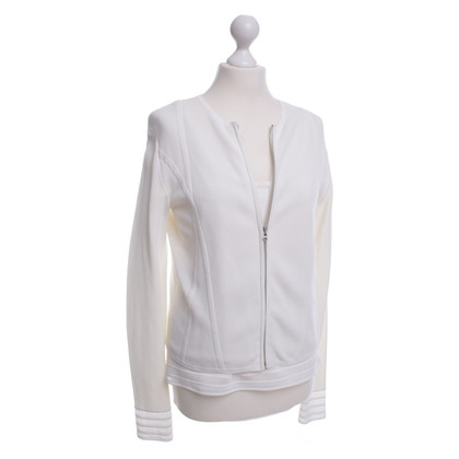 Ralph Lauren Giacca color crema con top