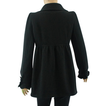 Juicy Couture Wool Blend Pea Coat