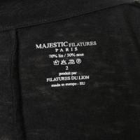 Majestic Jas gemaakt van linnen en zijde