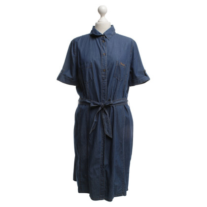 Bogner Jean Dress in Blue