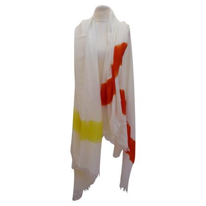 Hermès neck scarf