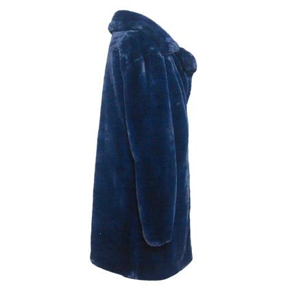 Oakwood cappotto corto di eco-pelliccia